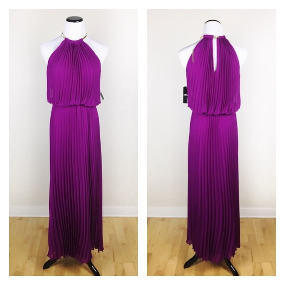 74 off msk dresses skirts sale msk purple wedding for Wedding guest dresses sale