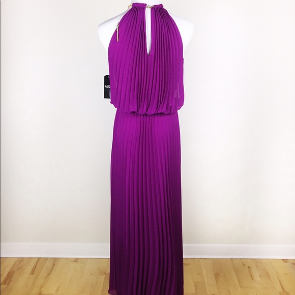 66 off msk dresses skirts msk purple wedding guest for Purple dresses for wedding guests