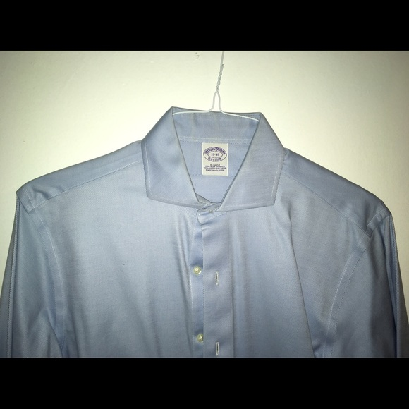 76 off brooks brothers other brooks brothers blue for Discount french cuff dress shirts