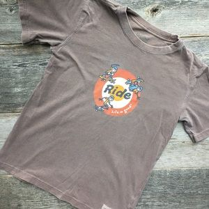 Life is Good Other - Life is Good 'Ride' T-Shirt
