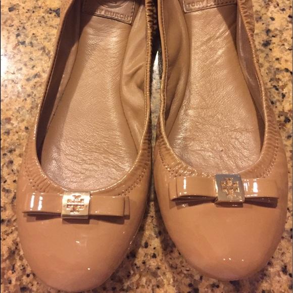 cc400e04551b Tory Burch Shoes - Tory Burch Flats - Price Reduced!! Amazing deal