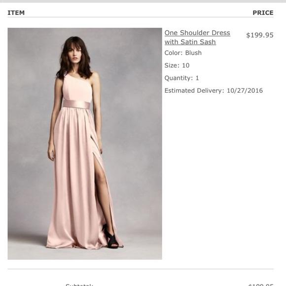 25% Off Vera Wang Dresses & Skirts