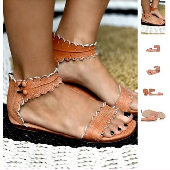 4b2a963cb2f4 Anthropologie Shoes - Midsummer Bali Elf Sandal