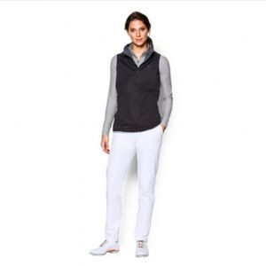 Under Armour Performance White Golf Pants.