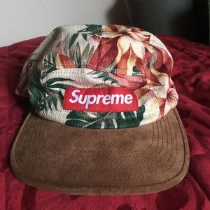 Limited Edition Hawaiian Suede Supreme Hat