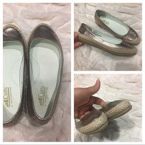 Cliffs Shoes - Cliffts Women flats espadrilles