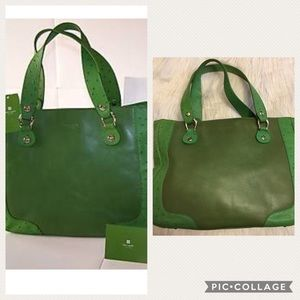 kate spade Handbags - Kate Spade Rue Haverford Italian Leather Tote