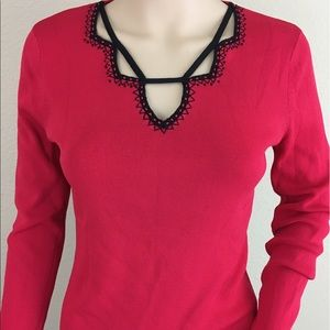 Tailor Vintage Tops - Tailor cage sweater top