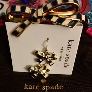 Kate Spade Earring and Bangle