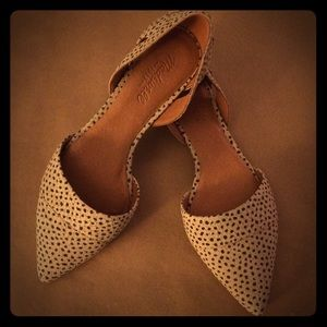 Shoes - Madewell flats