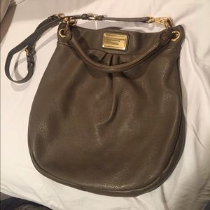 Marc by Marc Jacobs Handbags - Marc by Marc Jacobs Hillier Hobo in Dirty Martini
