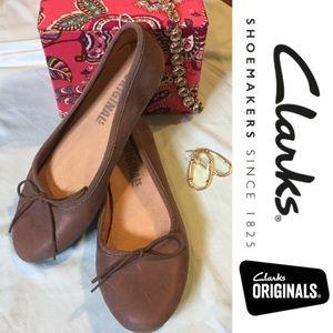 Clarks Shoes - Clarks Lia Grace Ballet Flat