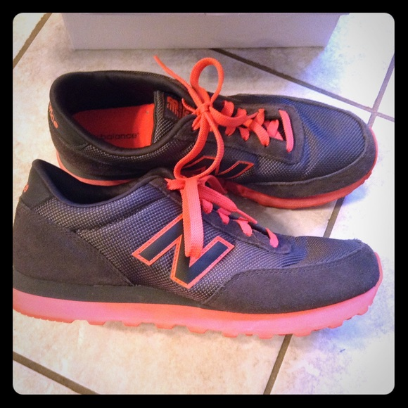 New Balance  Off With Pair Of Old Shoes