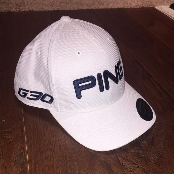 28f478445dfc2 BRAND NEW WITH STICKER PING FLEX FIT GOLF HAT