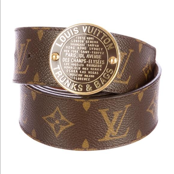 82062c1faa7 Louis Vuitton Other - Louis Vuitton Trunks and Bag Belt