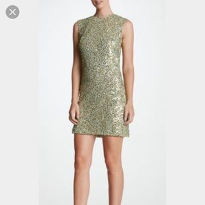 Dress the Population Dresses & Skirts - Sequin A Line Mini Dress