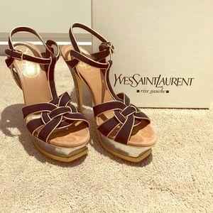 Saint Laurent Shoes - YSL Tribute 39