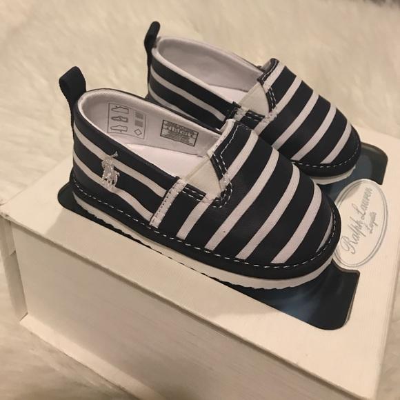 off Ralph Lauren Other BNIB Ralph Lauren baby shoes