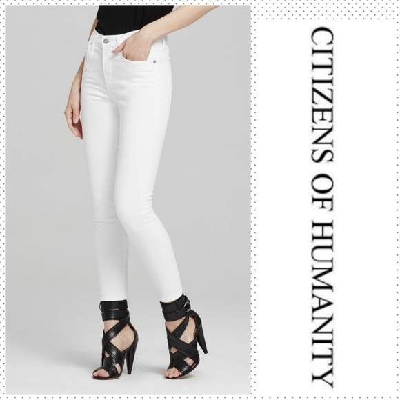 13a81fa9fca Citizens of Humanity Jeans | C Of H Rocket Crop High Rise Skinny ...