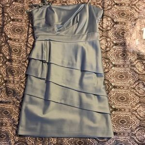 JS Collections Dresses & Skirts - Blue JS collections dress