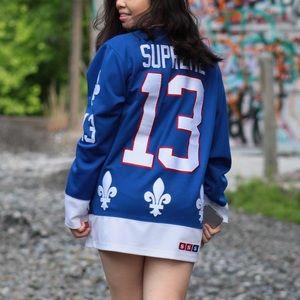 Supreme jersey size M