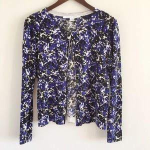 Diane von Furstenberg Sweaters - Diane Von Furstenberg Button Down Cardigan Sz M