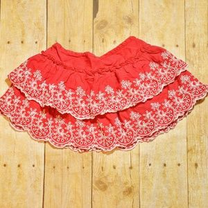 GAP Other - Girls Red Skirt Size 18-24 Months