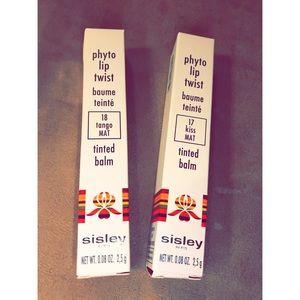  Sisley phyto lip twist bundle 