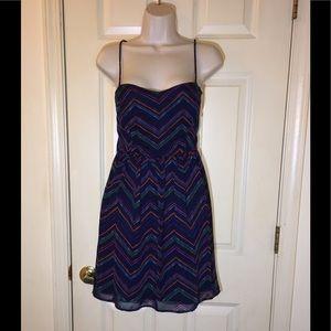 City Studio Dresses & Skirts - City Studio Striped Dress Size 13