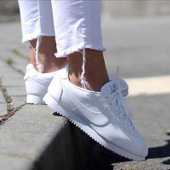 Nike Shoes | Nwb Nike Cortez Triple