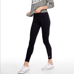 Pink VS high waist ankle leggings