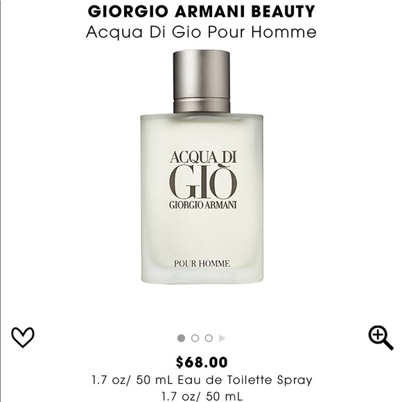 Acqua Di Gio Georgio Armani Other - Aqua Di GIO Giorgio Armani Cologne for  Men 27ec0a68df