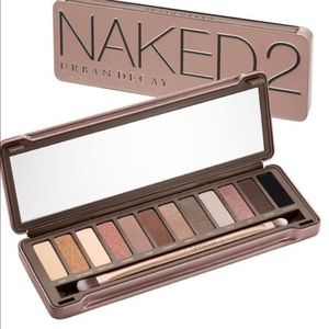 Urban Decay Other - 🌸🌸UD- NAKED 2 Eyeshadow Palette! 🌸🌸