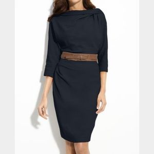 Suzi Chin Dresses & Skirts - SUZI CHIN For Maggy Boutique Dolman Sleeve Dress 6
