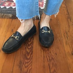 Gucci Shoes - Vintage Gucci Loafers
