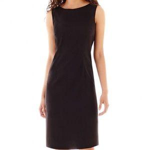 Alyx Dresses & Skirts - 16 Petite Black Sheath Dress