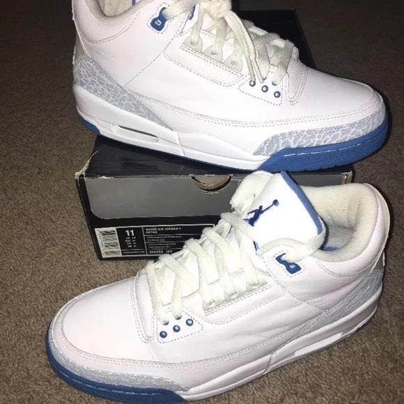 Jordan Shoes   Jordan Retro 3 Womens