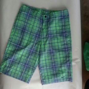 Boys Nike Golf Shorts