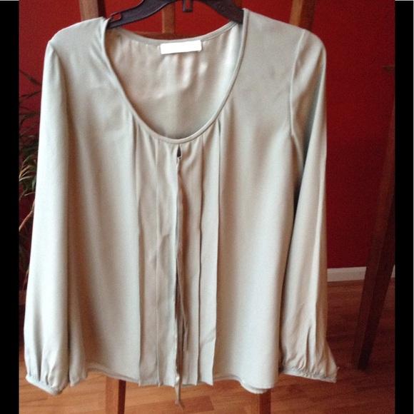 63d3b75d7dcb0 Chloe Tops - 100% Silk Chloe Designer Blouse