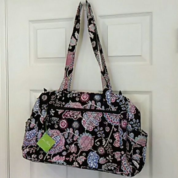 49 off vera bradley handbags baby diaper bag nwt vera bradley from susan 39 s closet on poshmark. Black Bedroom Furniture Sets. Home Design Ideas