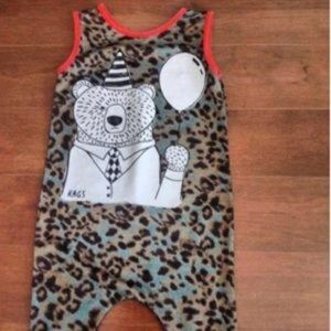 Rags to Raches Other - ISO! Leopard Party Bear - Any Size