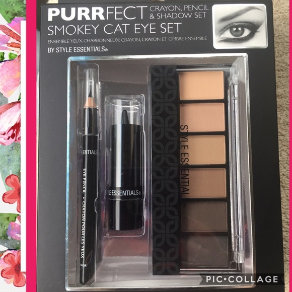Purrfect Makeup New Eye Liner Eye Shadow Combo Poshmark