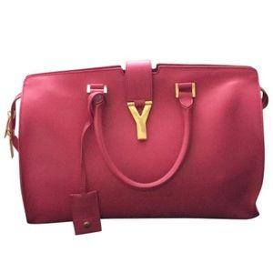 Yves Saint Laurent Handbags - Saint Laurent chYc Cabas Medium