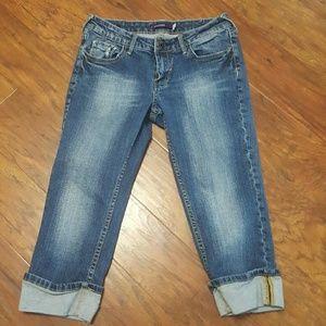 Vigoss Pants - VIGOSS Capri pants
