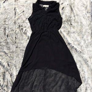 a'reve Dresses & Skirts - Black maxi high low a'reve lace dress