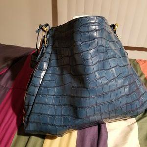 Handbags - SOLD Turquoise Hobo Bag