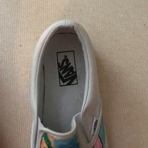 """6c00912c88f8 Vans Shoes -  PF"""" Hand painted disney lilo and stitch sneakers"""