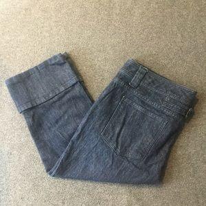 New York & Company Denim - ❤ New York & Co Womens Capri Jeans Size 14 EUC