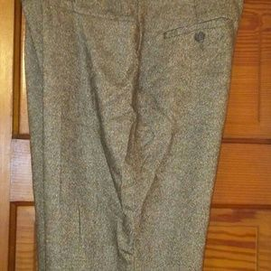 Talbots Tweed Trousers