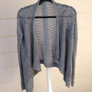 Armani Exchange Sweaters - 🛍 A X Armani Exchange Grey Cardigan Size XS 🛍